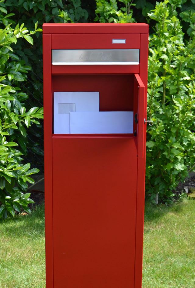 Briefkasten Modulsystem